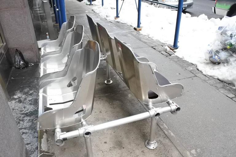 Aluminum Custom-Made Racing Seat Bench For Sale