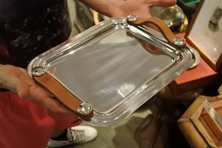 Beautiful Compact Hermes Tray 2