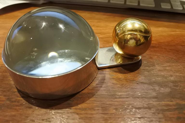 Super Rare Hermes Tennis Ball Magnifier 4