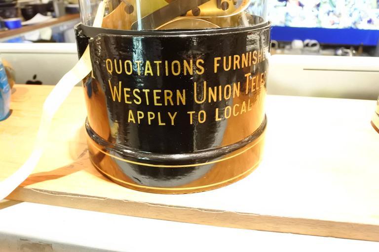 Original Edison Stock Ticker 6