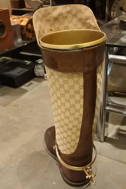 Rare and Incredible Gucci Store Umbrella Stand 7
