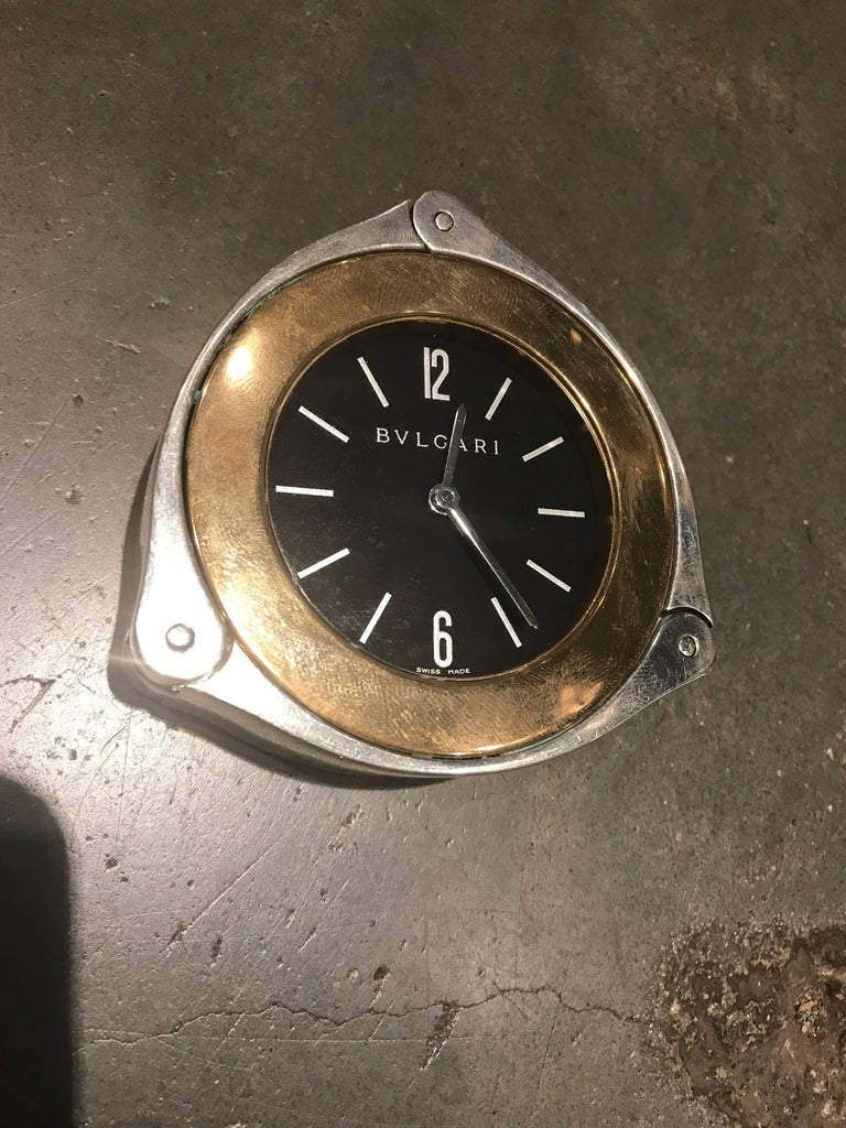 Bulgari Desk Clock 6