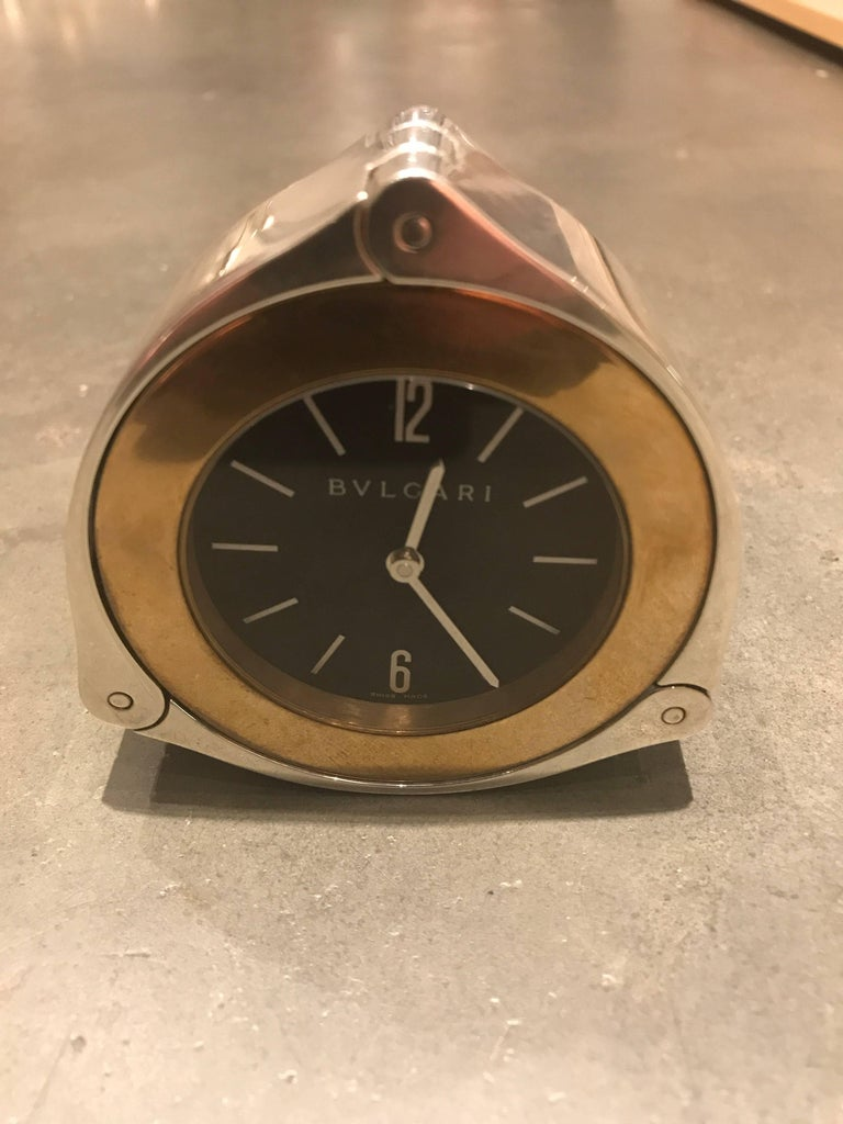 Bulgari Desk Clock 2