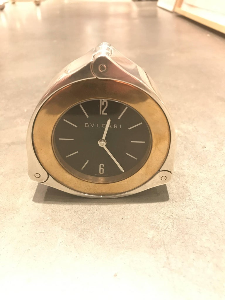 Bulgari Desk Clock 5