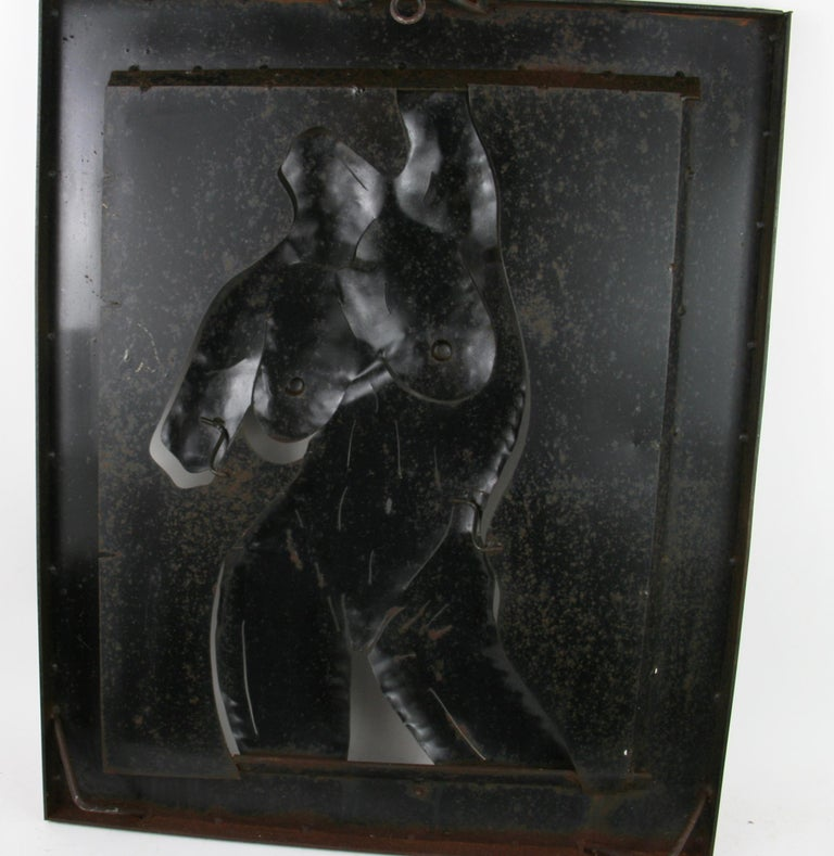 ON SALE Nude Wall Sculpture For Sale 3