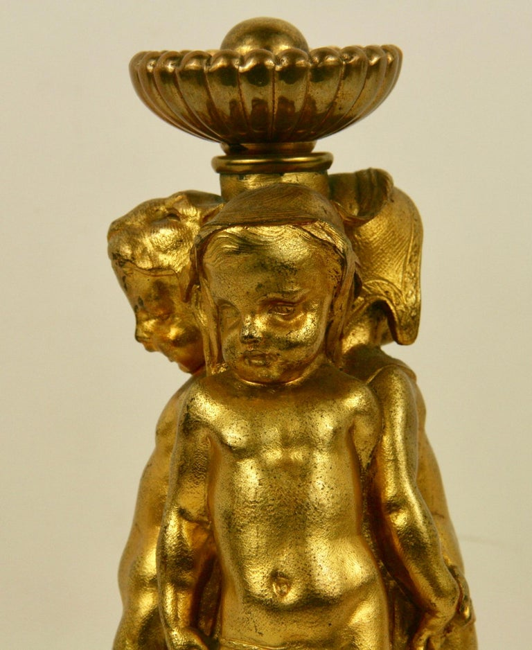 Putti Sculpture For Sale 1