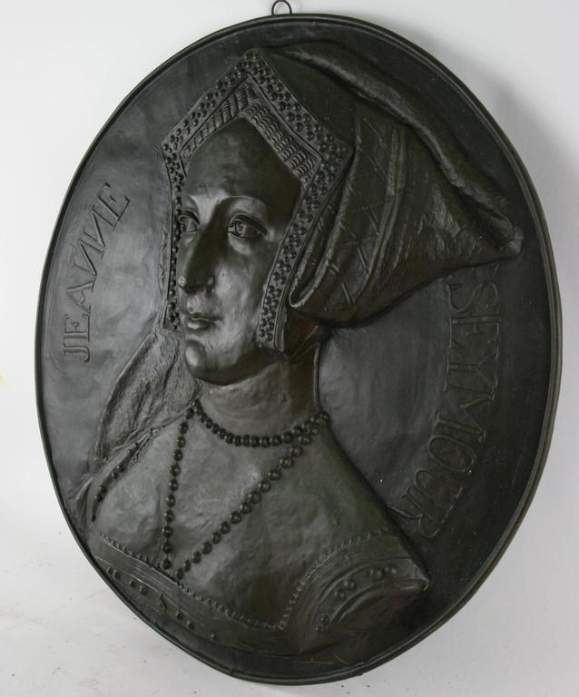 Antique English Wall Relief For Sale 2