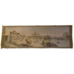 Rome 'The Eternal City' Tapestry