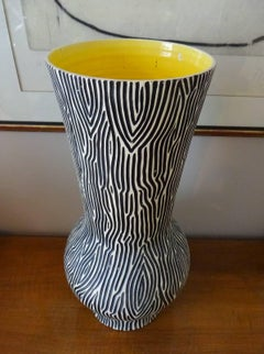 Rare large St Clement vase from the 1950's