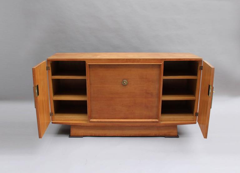 Fine French Art Deco Buffet by Maxime Old 9