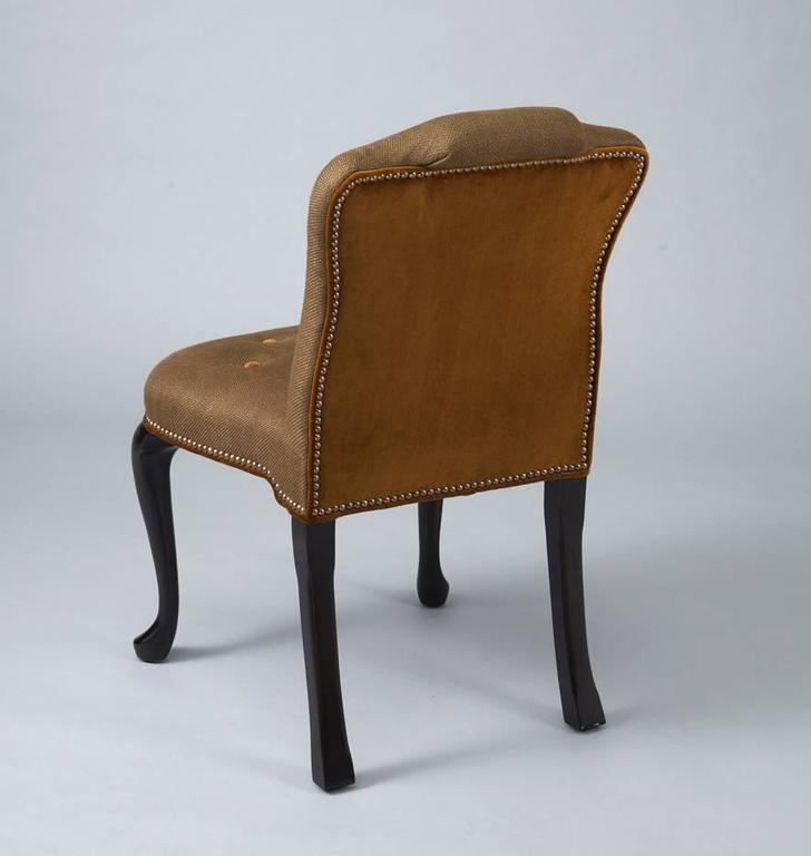 American Liz O'Brien Editions Dining Side Chair For Sale
