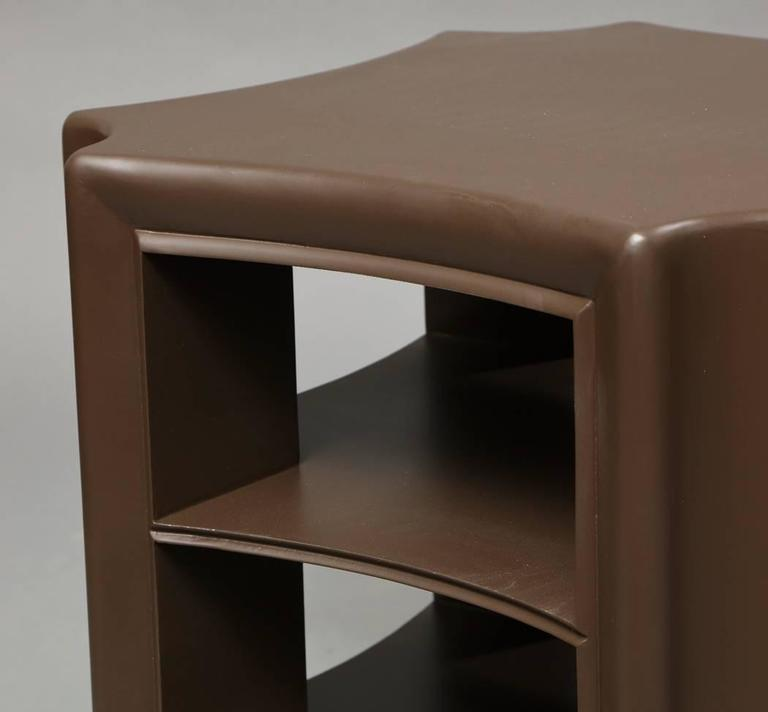 American Liz O'Brien Editions The Stella Side Table For Sale