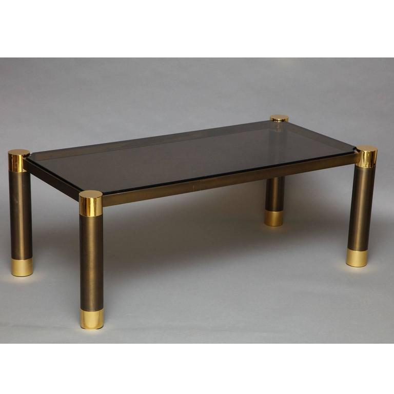 Karl springer near pair of coffee tables for sale at 1stdibs for Coffee table near me