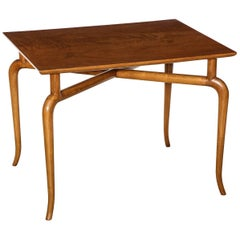 TH Robsjohn-Gibbings Lamp Table