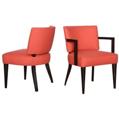 Gilbert Rohde Dining Chairs