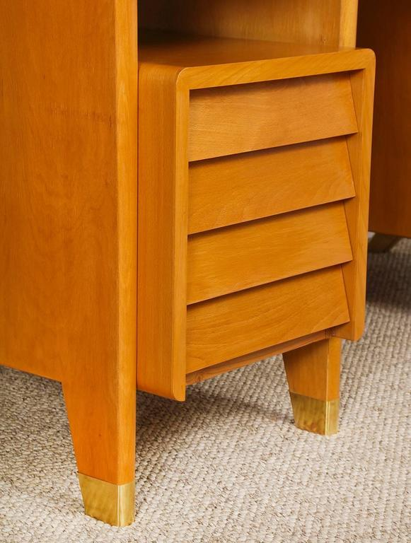 Mid-Century Modern Gio Ponti Desk   For Sale