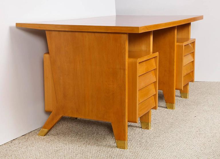 Gio Ponti Desk   For Sale 1