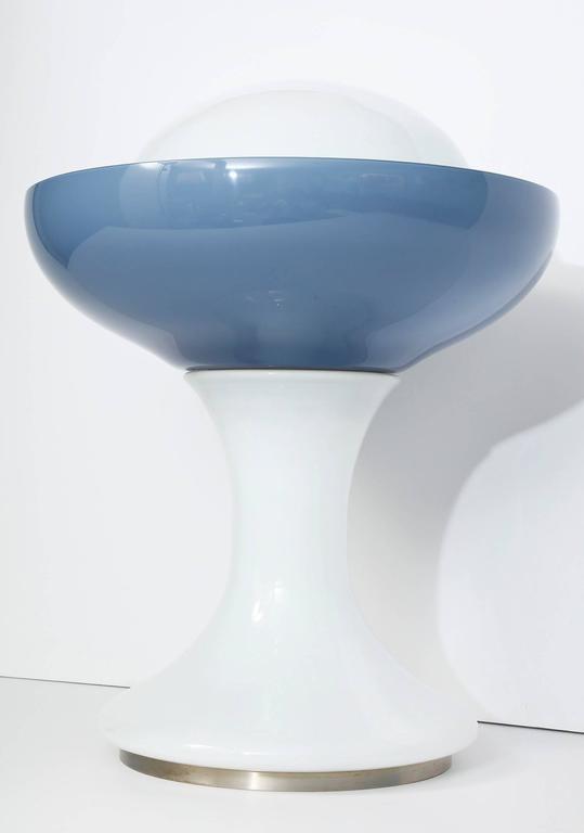Mid-Century Modern Alessandro Pianon for Vistosi Lamp  For Sale