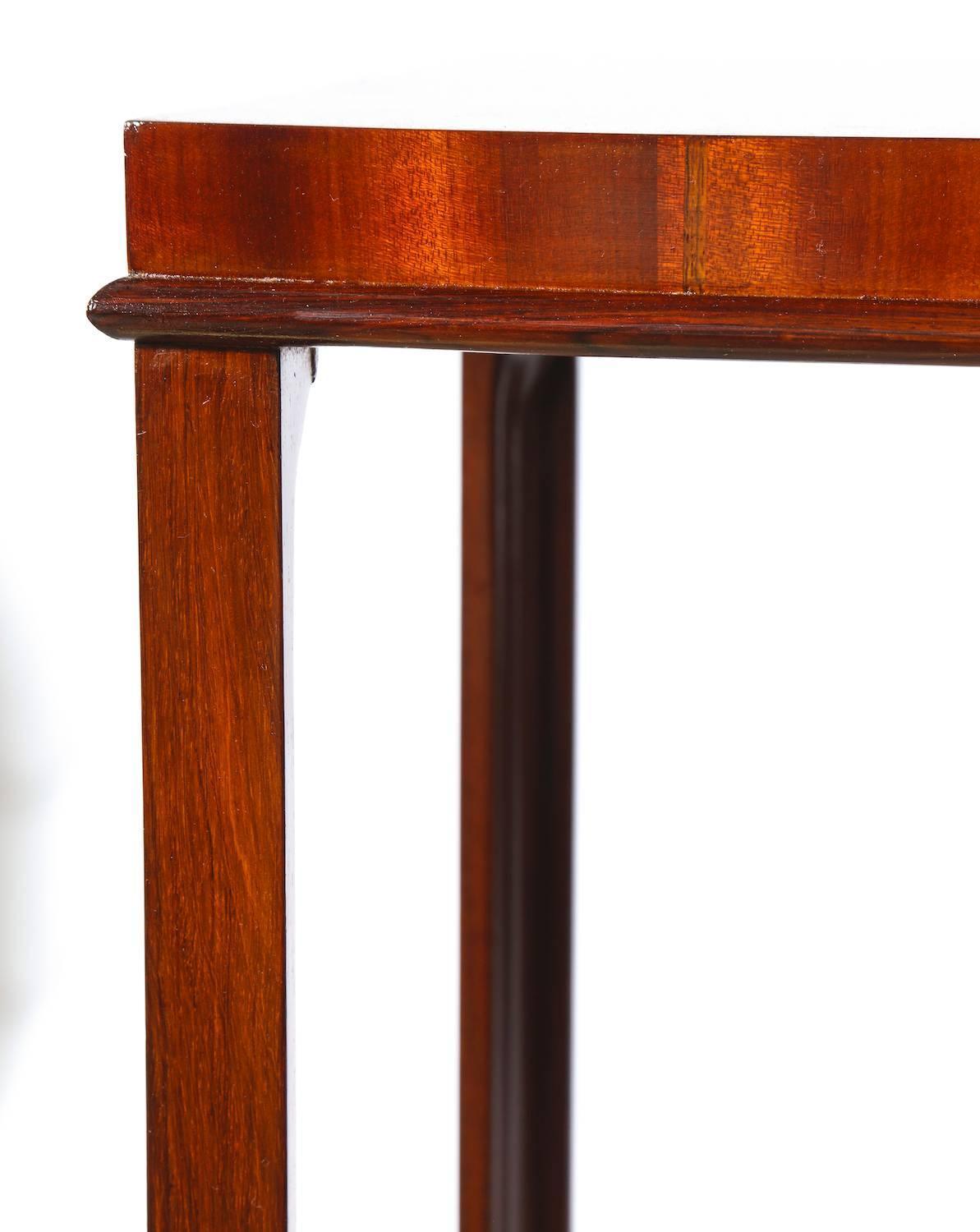 unique console table by eugene schoen for sale at 1stdibs
