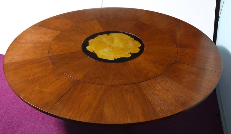 Mid-Century Modern Melchiorre Bega Dining Table For Sale