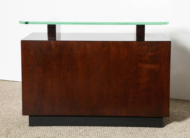 Mid-Century Modern Paul Laszlo Side Table For Sale