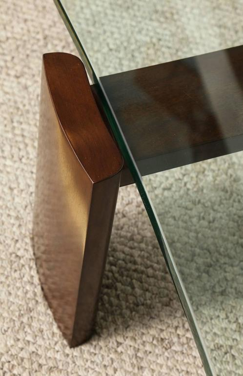 Mid-Century Modern Paul Laszlo Cocktail Table For Sale
