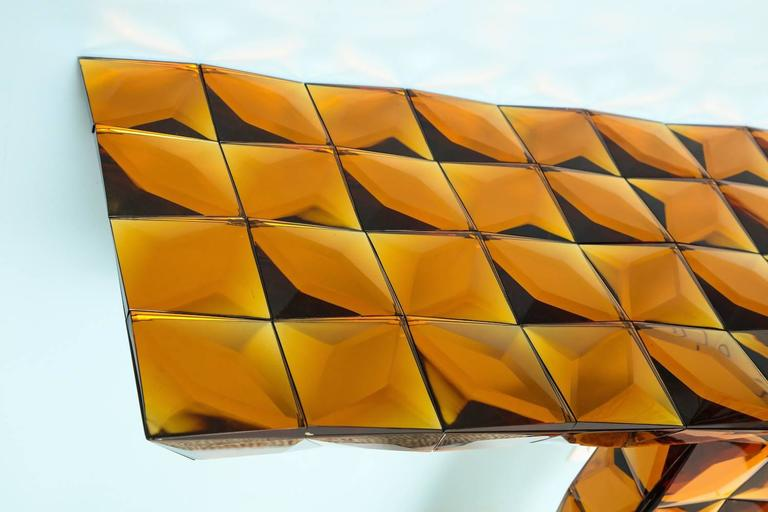 Mid-Century Modern Roberto Giulio Rida Console Table For Sale