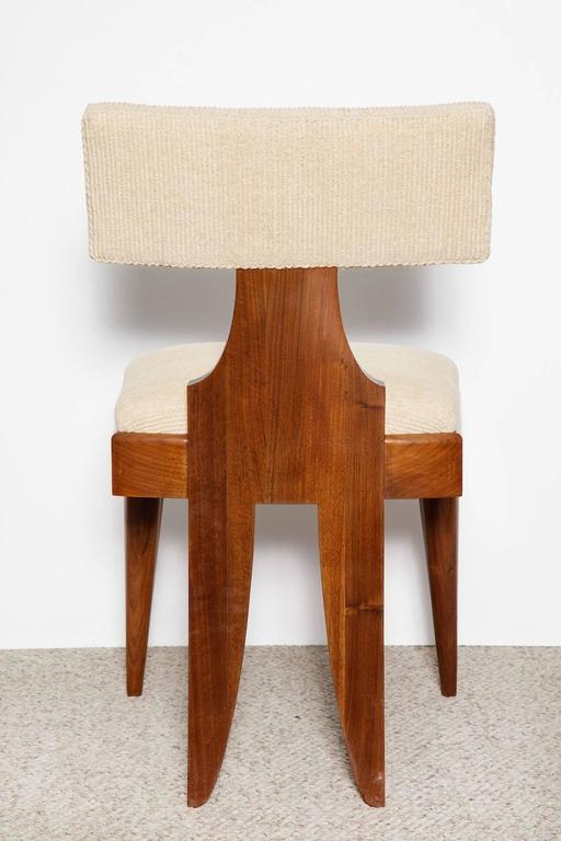 Mid-Century Modern Andrew Szoeke Side Chairs For Sale