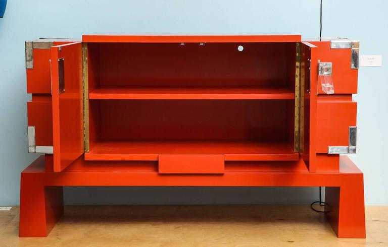 Two-Door Cabinet by James Dolena 3