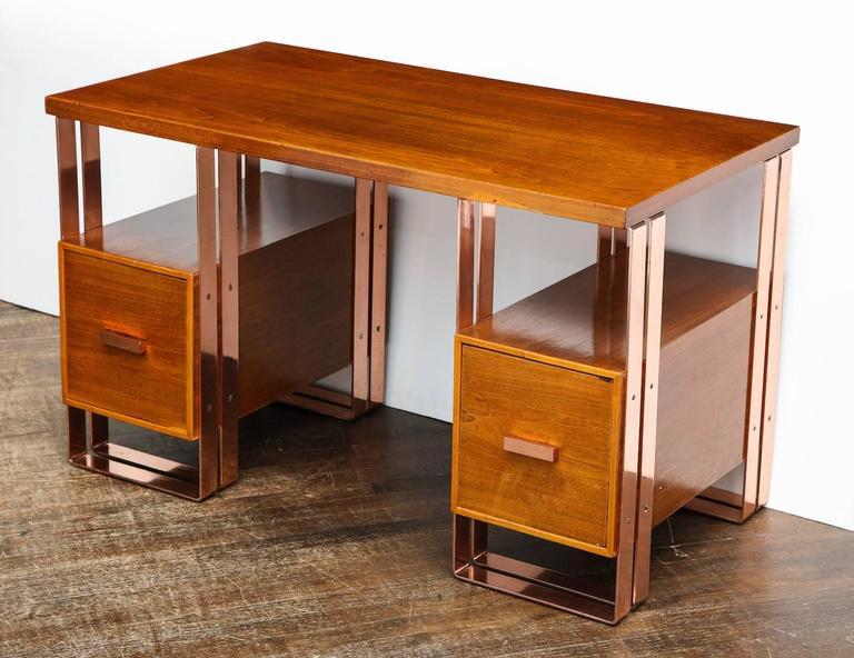Donald Deskey Rare Desk and Chair 7