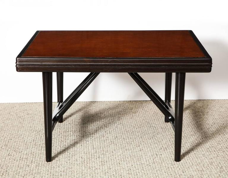 Paul Laszlo Side Table In Excellent Condition For Sale In New York, NY