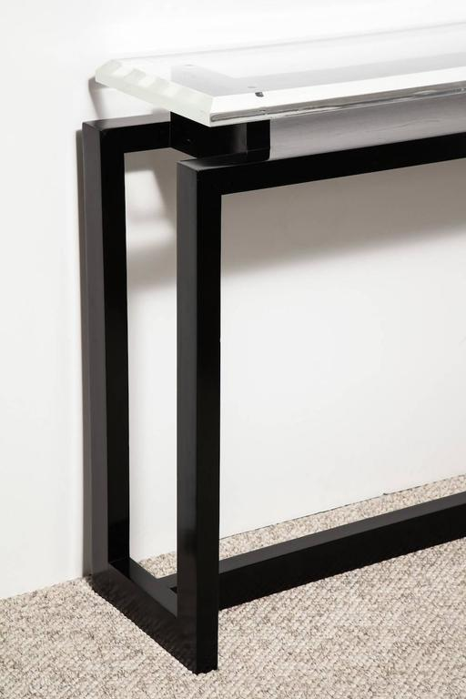 Paul Lászlo Console Table In Excellent Condition For Sale In New York, NY