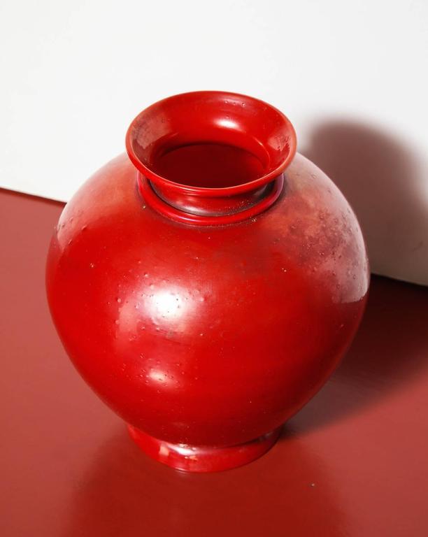 Art Deco Carlo Scarpa Vase For Sale