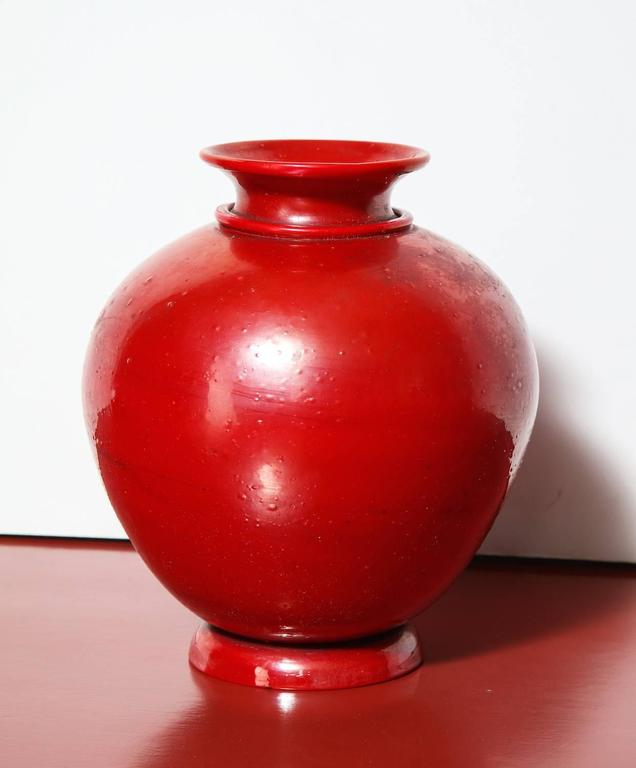 Italian Vase by Carlo Scarpa For Sale