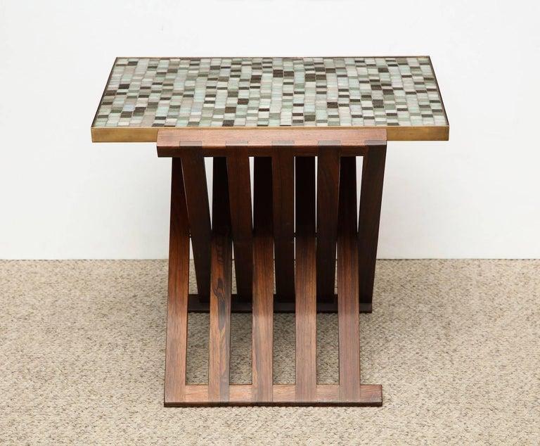 Mid-Century Modern Edward Wormley Table For Sale