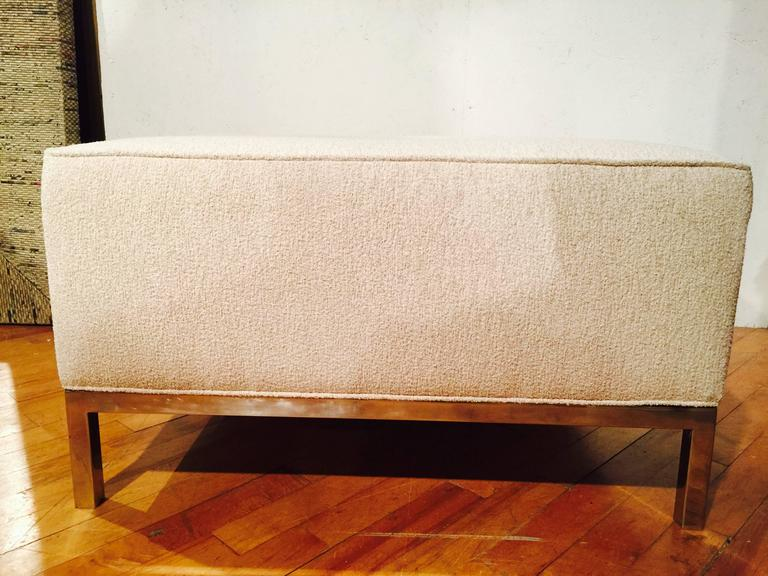 Late 20th Century Ottoman For Sale