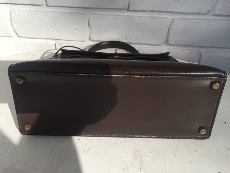 Hermes Paris for Bonwit Teller Kelly Bag For Sale 2