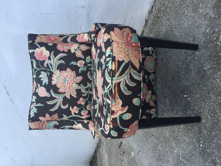 American Eight Kagan Inspired Armchairs For Sale
