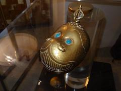 Brass Monkey Lidded Box