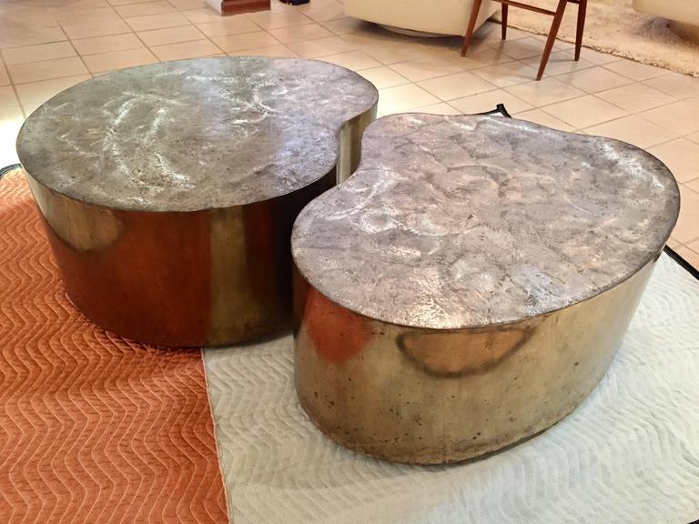 Silas Seandel Biomorphic Coffee Table For Sale 1