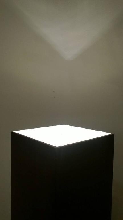 Rudi Stern 1980s Neon Floor Lamp For Sale 1