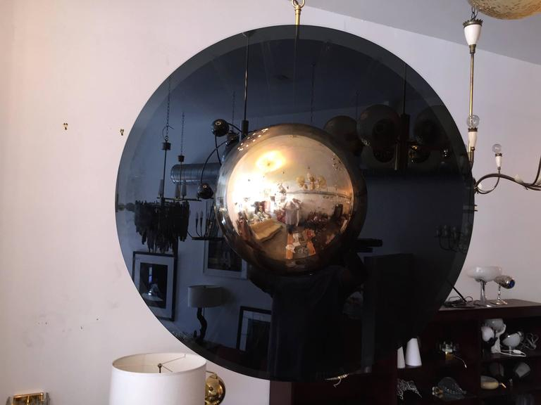 Grand Saturno Pendant Chandelier In Excellent Condition For Sale In New York, NY
