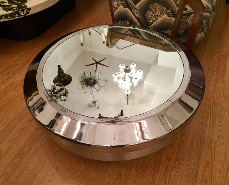 Gary John Neville 1970s Space Age Table 2