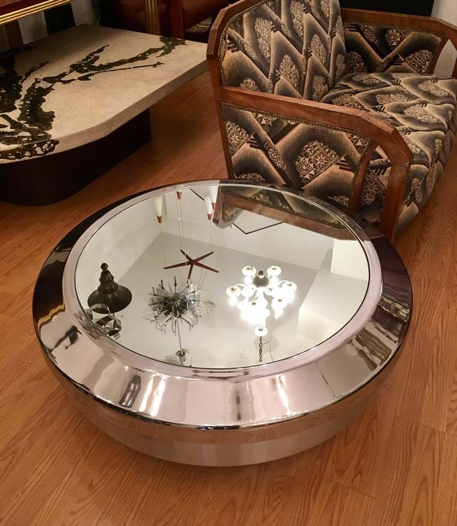 Gary John Neville 1970s Space Age Table 3