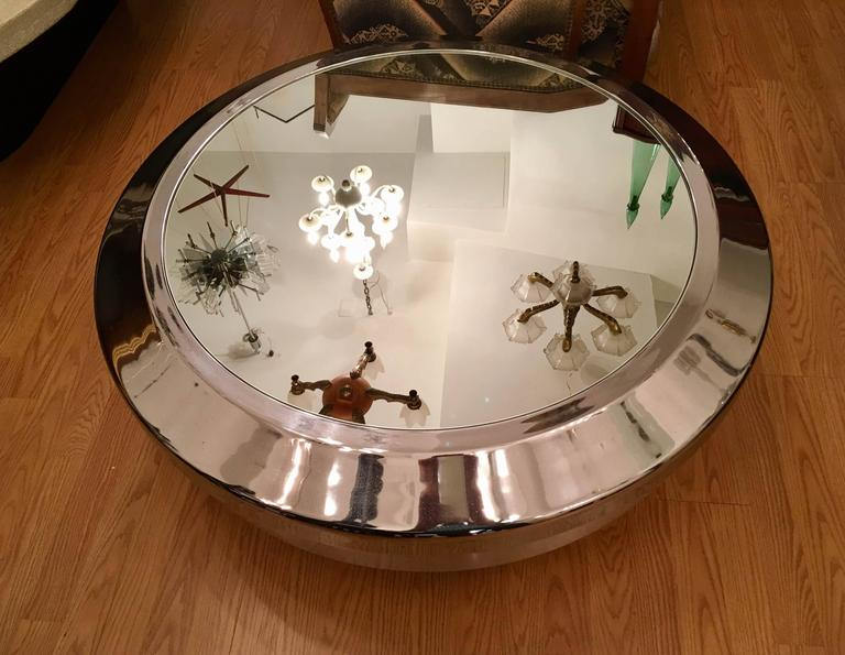 Gary John Neville 1970s Space Age Table 4