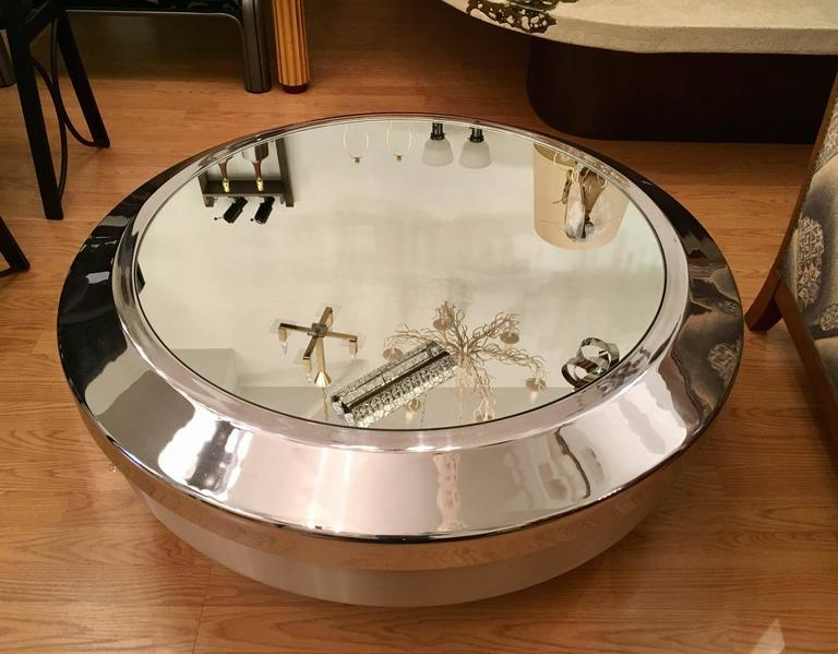 Gary John Neville 1970s Space Age Table 7