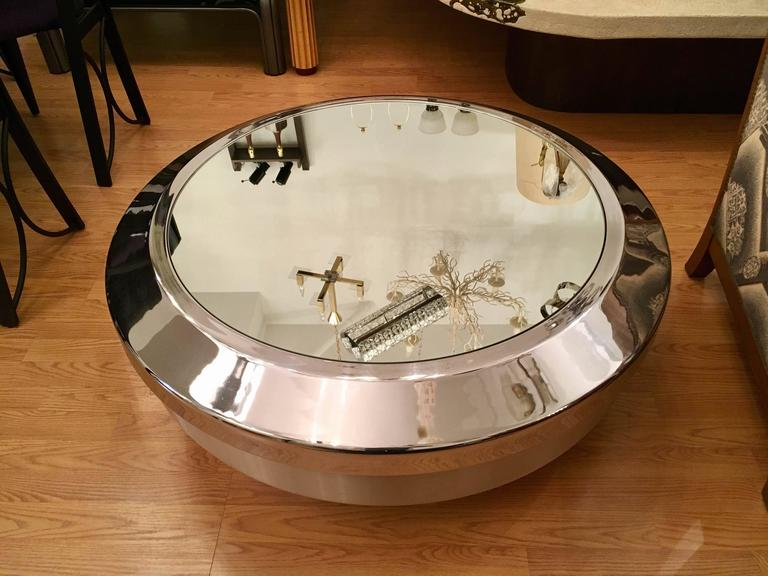 Gary John Neville 1970s Space Age Table 8
