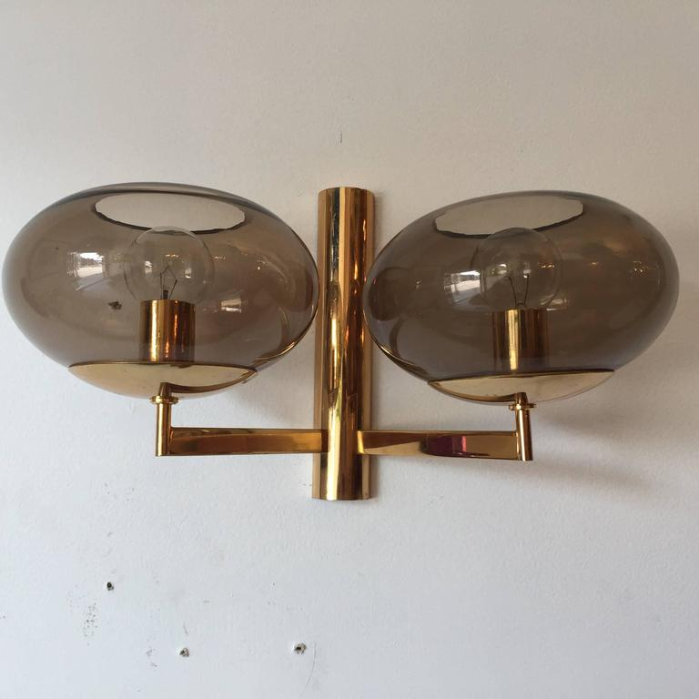 Set of Three Sciolari 1960s Wall Lights 5