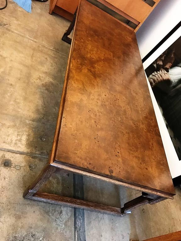 Tomlinson American 1960s Walnut Coffee Table For Sale 4