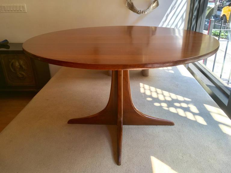Mid-Century Modern Heywood Wakefield Cliff House, 1960s Dining Table For Sale